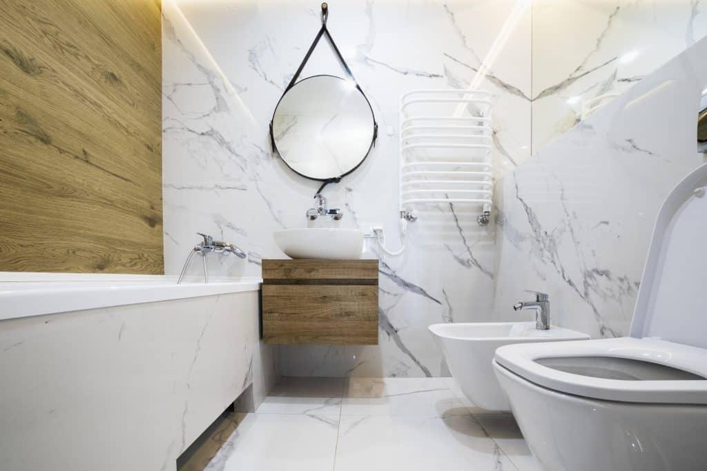 עיצוב חדרי אמבטיה בגבעת שמואל
