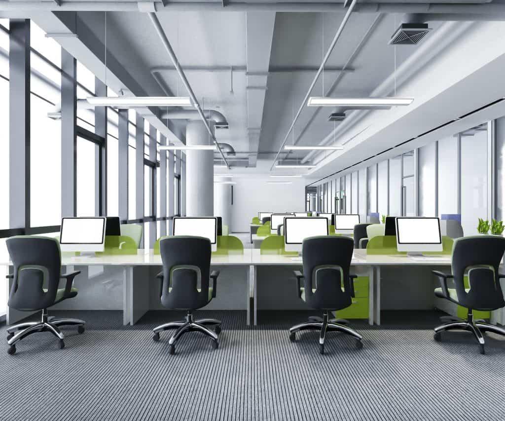 עיצוב משרדים בעומר