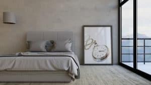 עיצוב חדר שינה מודרני