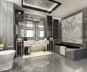 מעצבת חדרי אמבטיה