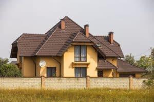 עיצוב בתים כפריים